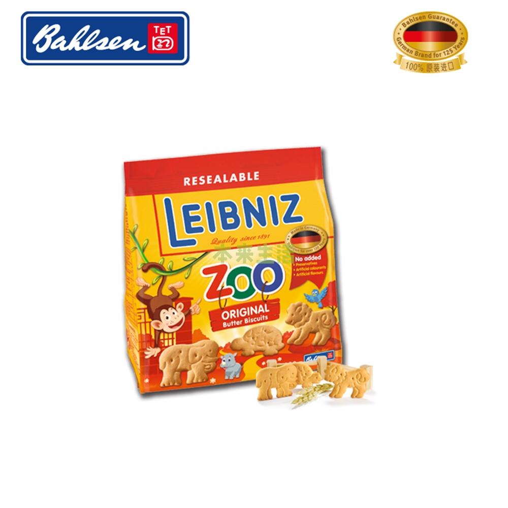 莱布尼兹动物型饼干100g---德国进口