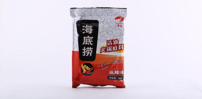 海底捞捞派清油火锅底料(麻辣味)220g【价格